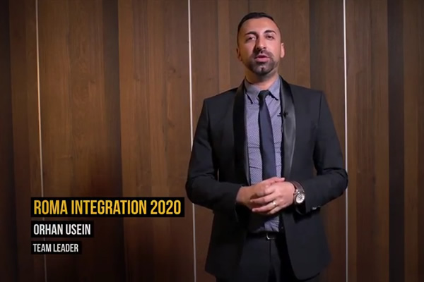 What is Roma Integration 2020?