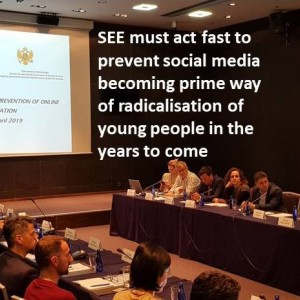 RT: @rccint - prevention of online radicalization in South East Europe! More than 76% of SE Europeans are internet users; 40% of them use social media. Majority of those using #socialmedia are young people. More in news👉https://bit.ly/2Isq4BH  🇪🇺#PoweredbyRCC