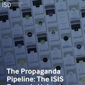 The Propaganda Pipeline: The ISIS Fuouaris Upload Network on Facebook