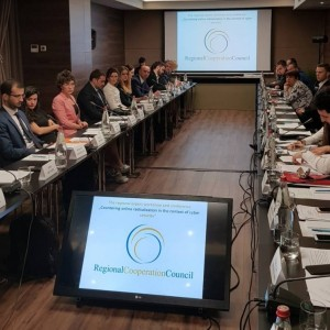 RCC-organised Regional Expert Conference and Workshop on Countering Online Radicalisation, Belgrade, 17-18 April 2018 (Photo: RCC-Natasa Mitrovic)