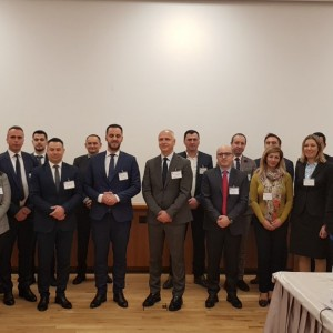 RT: @amer_kap - Thanks to #NSA Albania Director #DorianTola, Deputy Interior Minister @Besfort_AL and State Advocate General #ArturMetani who briefed us about procedure of vetting for judges and prosecutors. It carries good practice lessons applicable to the region.