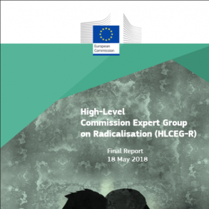The High-Level Commission Expert Group on Radicalisation (HLCEG-R) published its Final Report