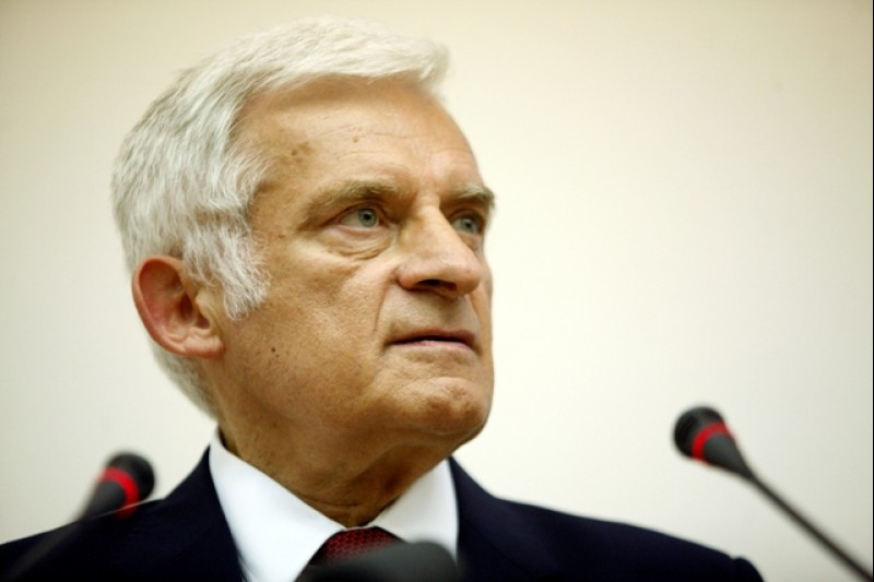 Jerzy Buzek, President of the European Parliament, Brussels (Photo: courtesy of Mr. Buzek)