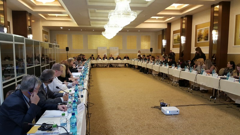 RCC-organized conference establishing the Network of Judicial Training Institutions in South East Europe (SEE), was held in Bucharest on 13 April 2016. (Photo: RCC/Elvira Ademovic)