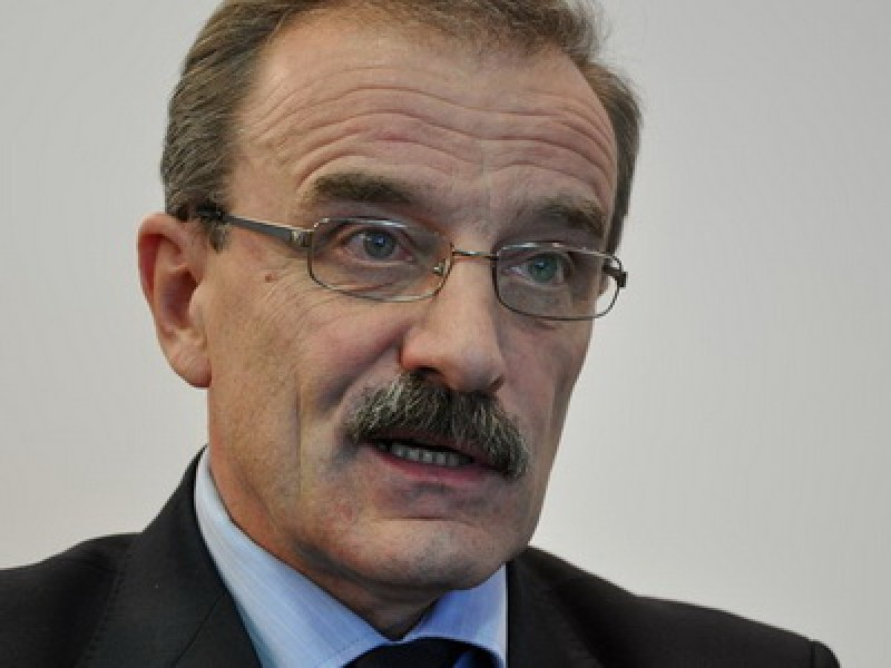 Hido Biscevic, outgoing RCC Secretary General (Photo: http://www.mojportal.ba)