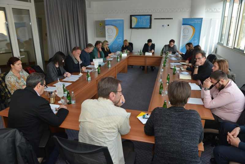 Regional Cooperation Day: Journalists' Workshop – Reporting on the Region in the Region (Photo: RCC/Via Media)