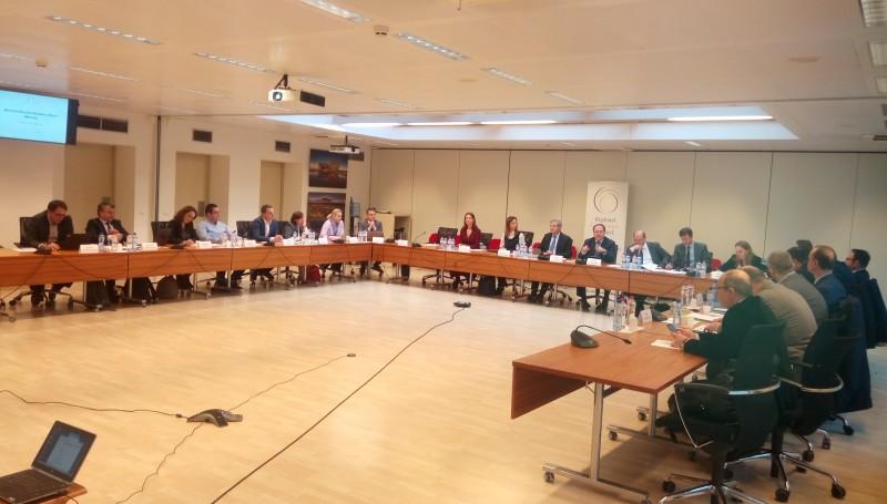 RCC-organised meeting of the Western Balkans Roaming Policy in Brussels on 13 December 2018 (Photo: RCC/Bojana Zoric)