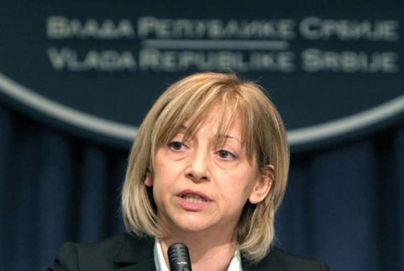 Ljiljana Dzuver, Assistant Minister of Economy and Regional Development for Employment, Serbia (Photo: http://www.biznisnovine.com/)