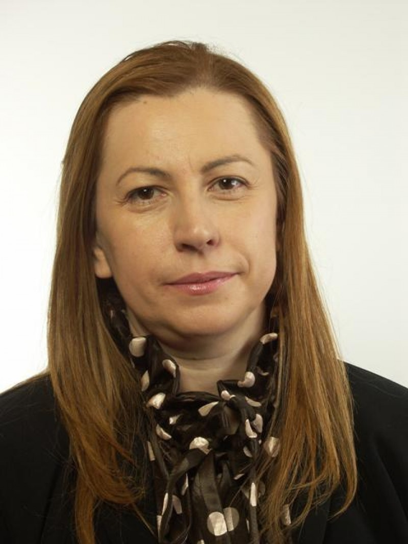 Anna Ibrisagic, Member of European Parliament, Sweden (Photo: http://www.riksdagen.se)