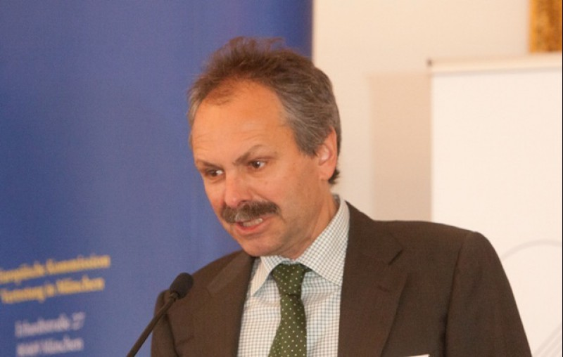 Hansjörg Brey, Executive Director, Southeast Europe Association, Munich, Germany (Photo: courtesy of Mr. Brey)