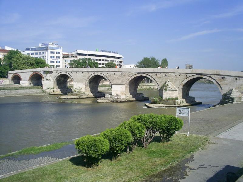 Skopje (Photo: en.wikipedia.org)