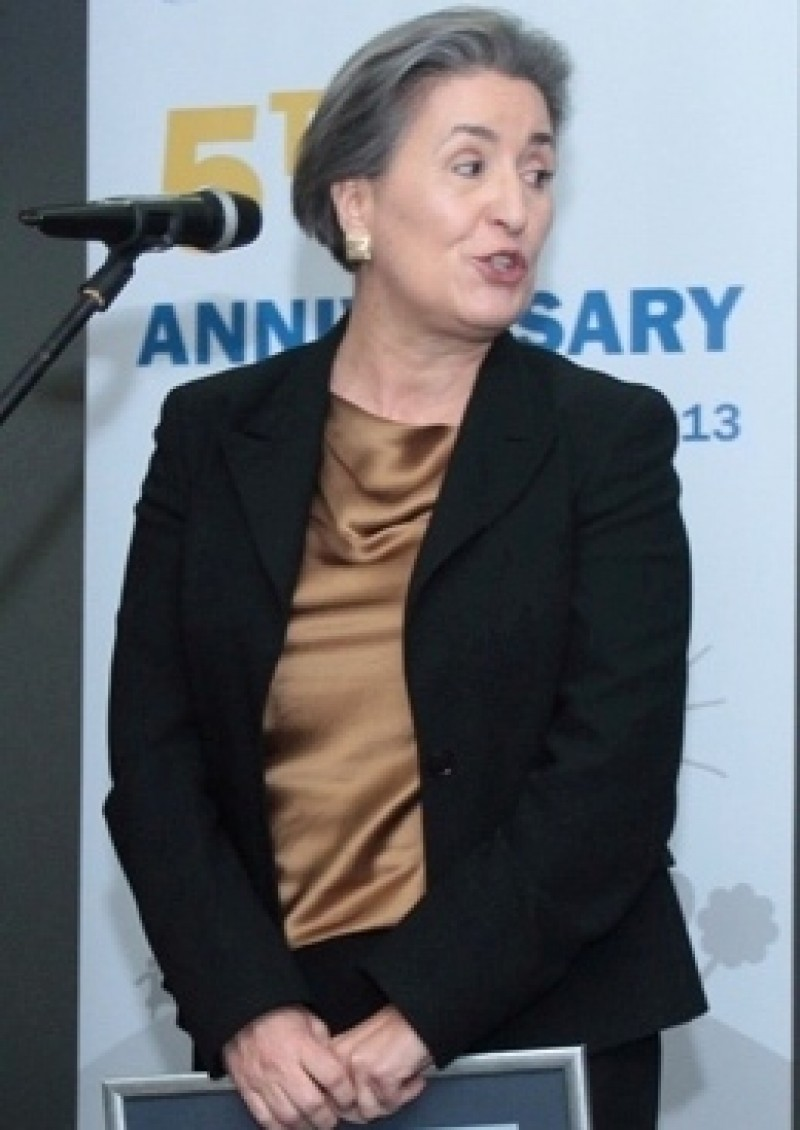 Renata Vitez, Director of the Central European Free Trade Agreement (CEFTA) Secretariat (Photo: Regional Cooperation Council)