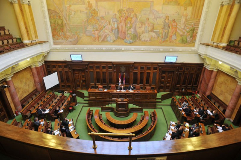 Parliamentary cooperation is a priority work area of the Regional Cooperation Council (Photo by National Assembly of the Republic of Serbia)