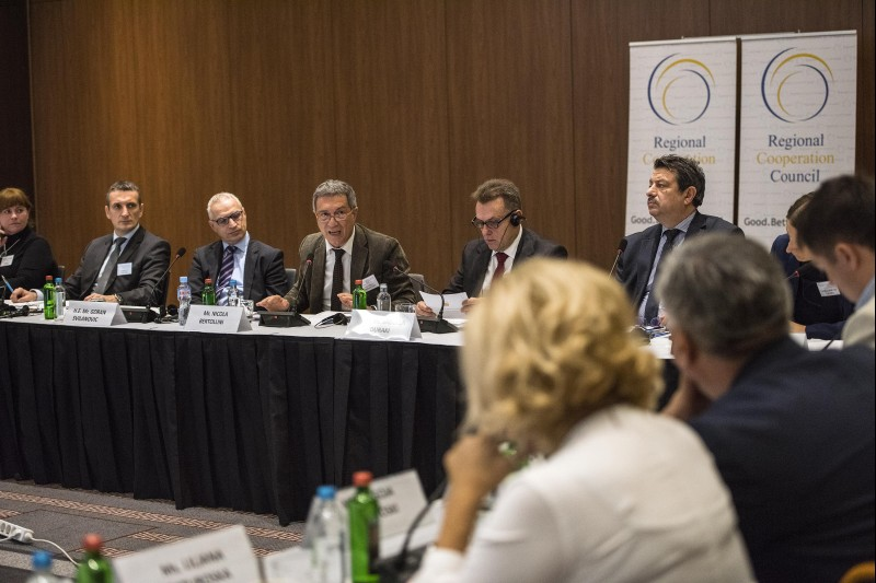 092d5a9074c Participants of the 3rd Ministerial Panel on Environment and Climate Action  in the Western Balkans