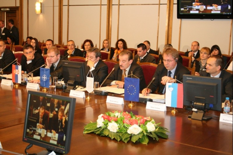 The First Meeting of national security authorities from South East Europe (SEENSA) was held in Sofia, Bulgaria, on 25-27 May 2011 (Photo/ RCC/Elvira Ademovic)