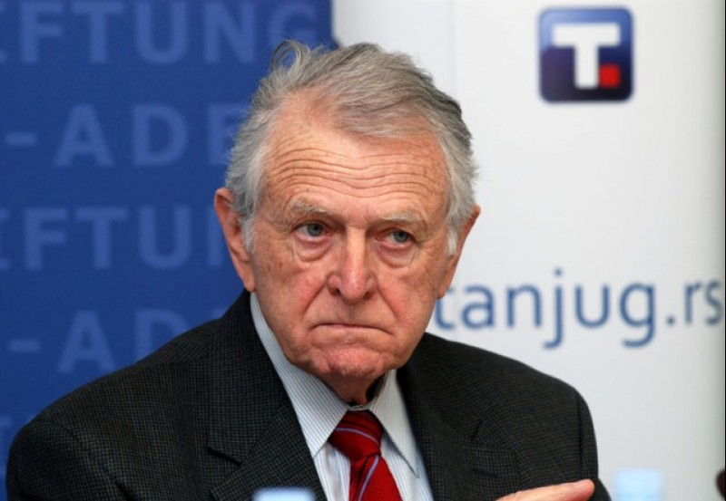 Vlastimir Matejic, President of European Movement, Serbia (Photo: http://big.co.rs/)