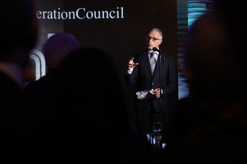 RCC Secretary General, Goran Svilanovic. (Photo: RCC/Armin Durgut)