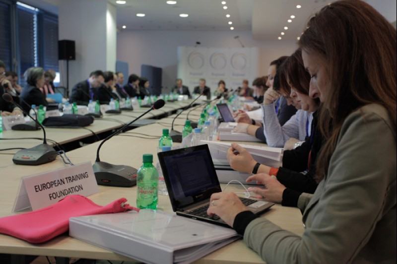 10th meeting of the South East Europe Investment Committee took place under RCC Secretariat's umbrella, in Sarajevo on 24-25 April 2012. (Photo: RCC)