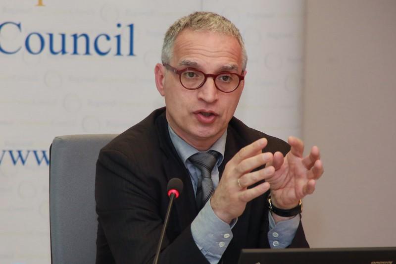 RCC Secretary General, Goran Svilanovic. (Photo RCC)
