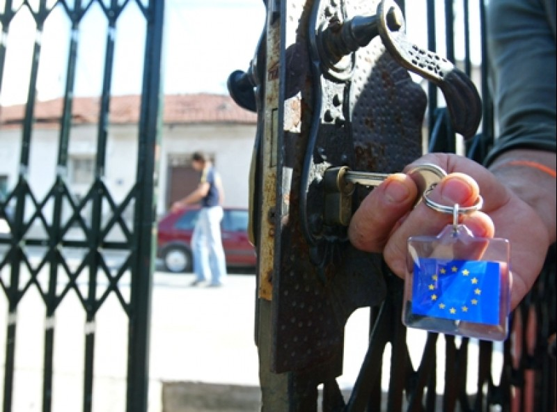 Key, Skopje, The Former Yugoslav Republic of Macedonia, 2008. (2nd award photo: Maja Zlatevska)