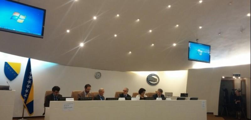 Inter-parliamentary conference in Sarajevo, 15-16 October (Photo: RCC/Dorin Vermis)