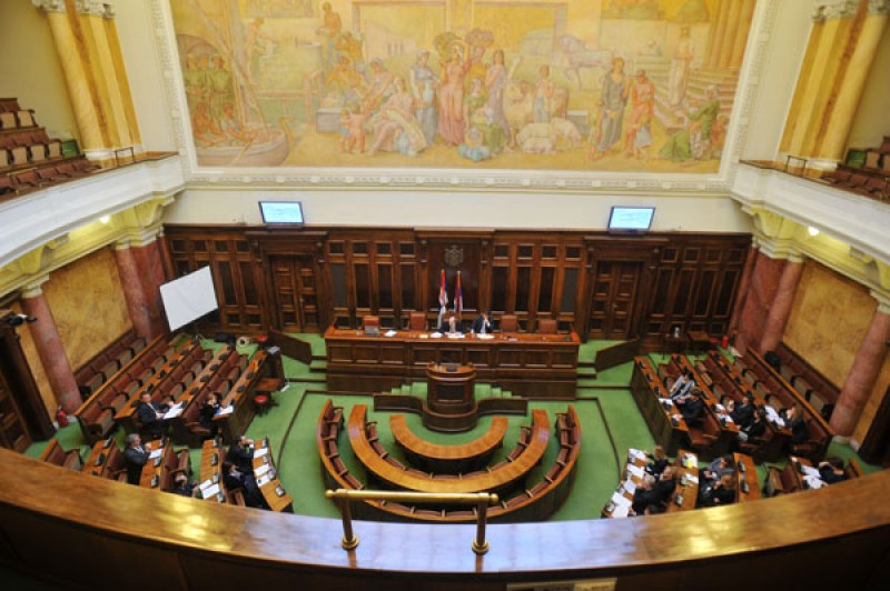 Parliamentary Cooperation is one of the priority areas of the Regional Cooperation Council. (Photo by National Assembly of the Republic of Serbia)
