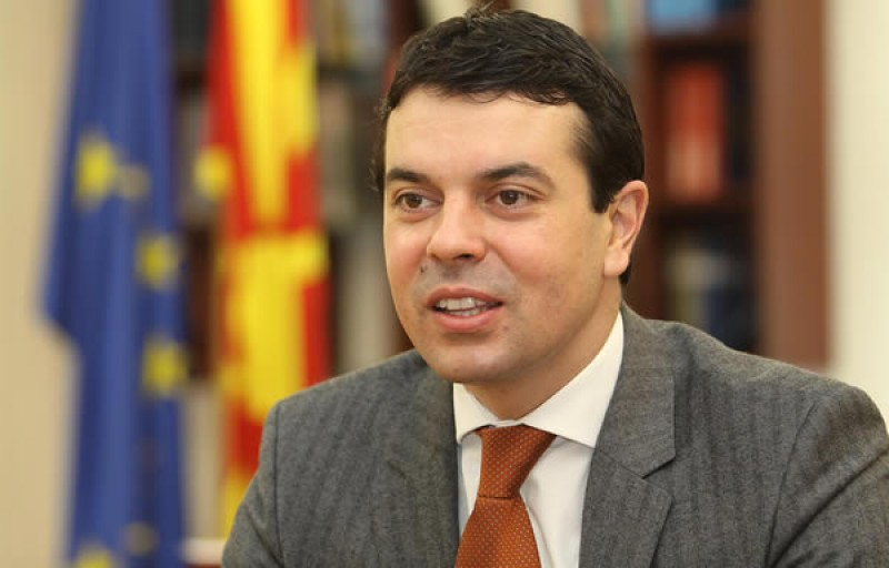 Nikola Poposki, Minister of Foreign Affairs/Chair-in-Office of the South-East European Cooperation Process (Photo: http://www.mfa.gov.mk)
