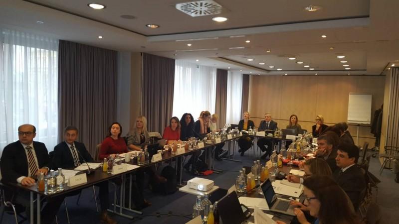 10th meeting of the SEE 2020 Strategy's Coordination Board, Vienna, 30 November 2017 (Photo: RCC/Nedima Hadziibrisevic)