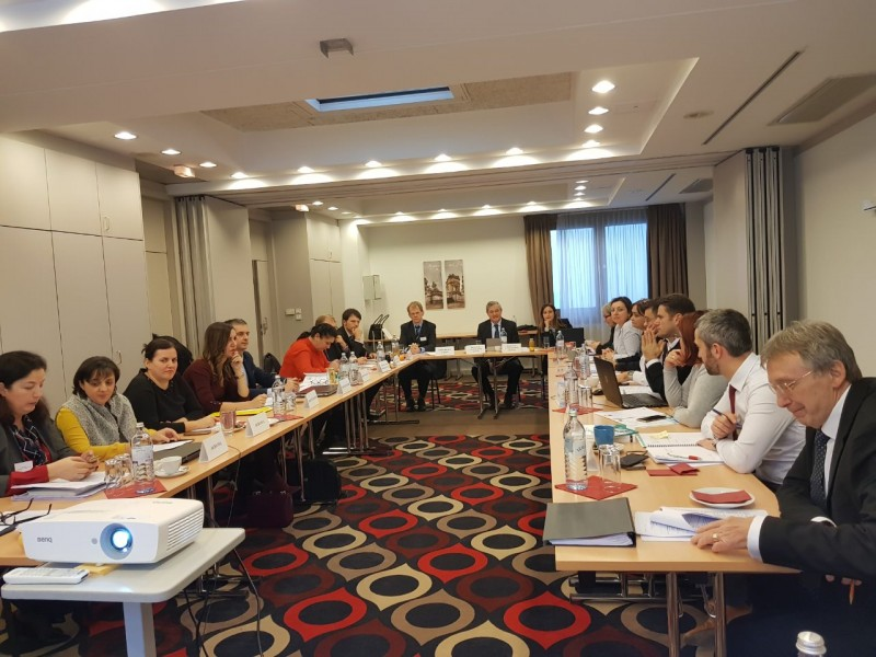 7the meeting of the Regional Cooperation Council's (RCC) South East Europe 2020 Strategy's Monitoring Committee in Vienna, 19 December 2018 (Photo: RCC)