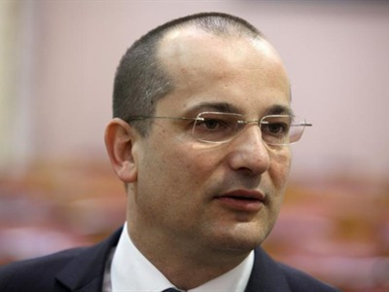 Orsat Miljenic, Minister of Justice, Croatia (Photo: http://daily.tportal.hr)