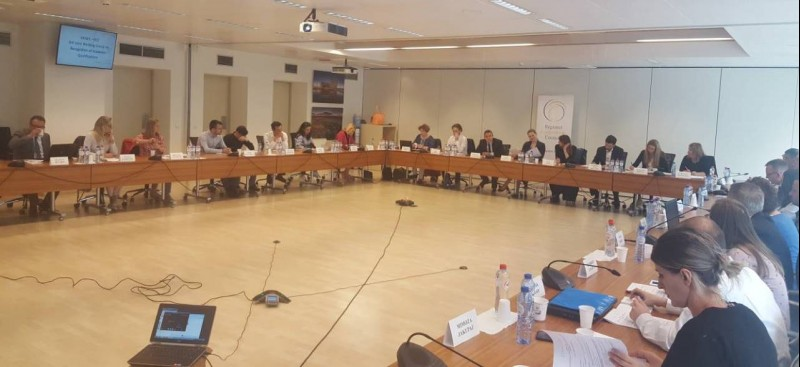 3rd meeting of the Joint Working Group on Recognition of Academic Qualifications (WG RAQ), Brussels, 14 June 2018 (Photo: RCC/Nedima Hadziibrisevic)