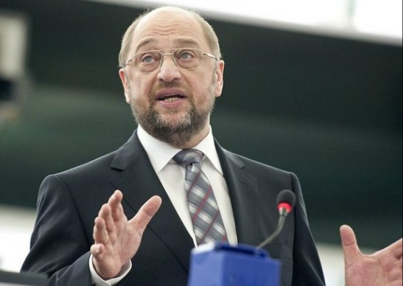 Martin Schultz, President of the European Parliament (Photo: http://www.ceuropeens.org )