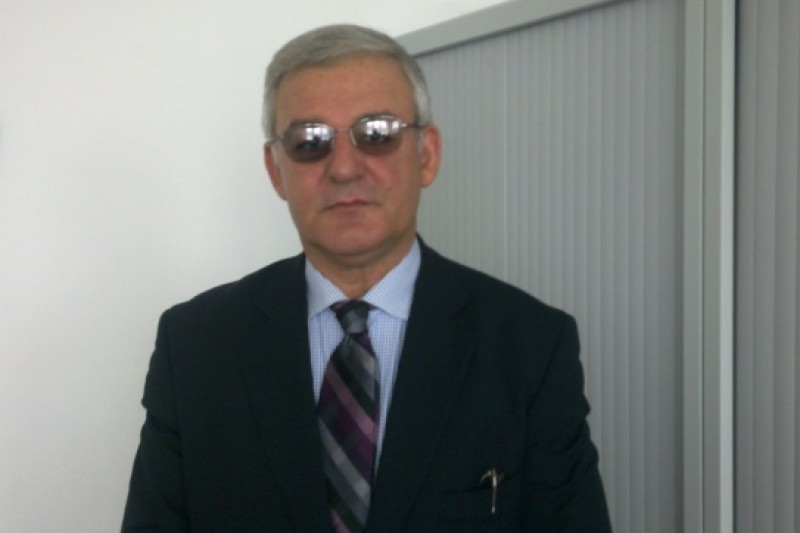 Gjergj Murra, Expert in Parliamentary Cooperation, RCC Secretariat (Photo: RCC/Selma Ahatovic-Lihic)