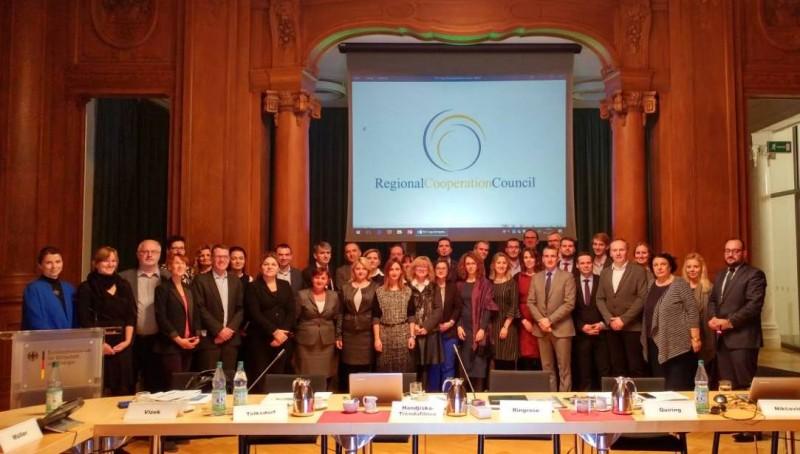 Stock-Taking Meeting on Western Balkans Digital Summit 2018 in Berlin, 19-20 December 2017 (Photo: RCC/Nadja Greku)