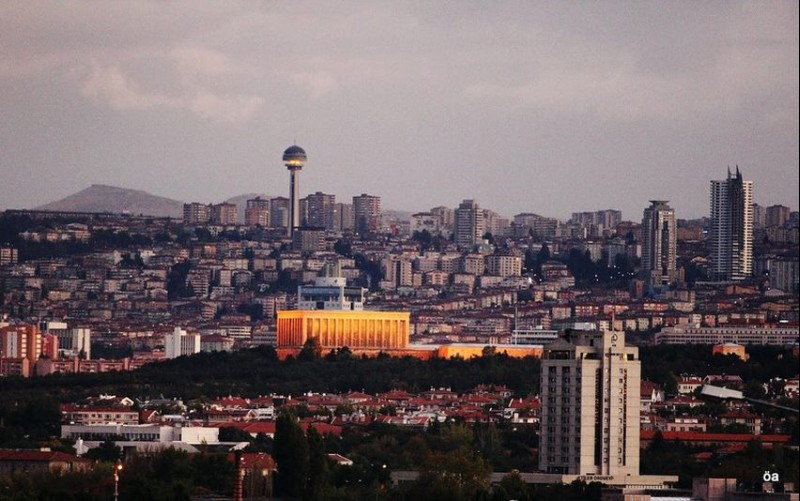 Ankara, Turkey (Photo: www.skyscrapercity.com)