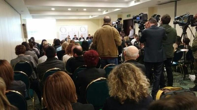 The SEE 2020 strategy roadshow held in Skopje on 2 March 2015. (Photo RCC/Selma Ahatovic-Lihic)