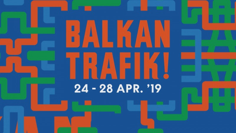 RCC's Tourism Development and Promotion Project promotes Balkan Trafik! Festival 2019, held in Brussels on 24-28 April (Illustration: Balkan Trafik! Festival)