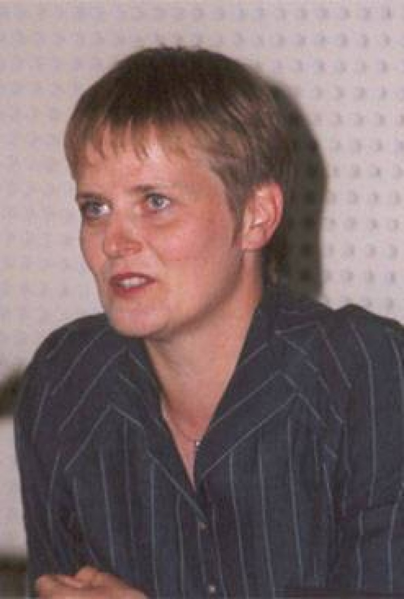 Petra Bläss-Rafajlovski is former Vice-President of German Bundestag and Senior Consultant (Photo: http://www.berlin-stadtderfrauen.de)