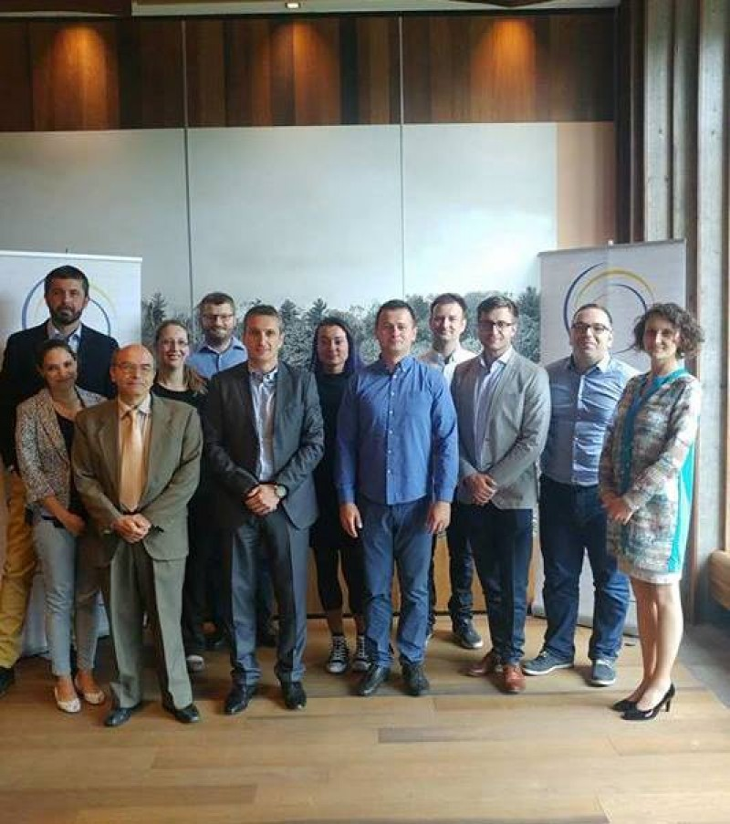 1st regional meeting on development of system for energy management in public sector, hosted by the RCC, Jahorina on 25 July 2017 (Photo: RCC/Nadja Greku)