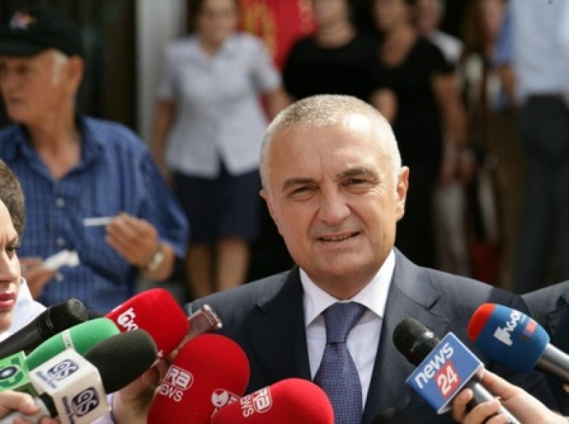 Ilir Meta, Speaker of Parliament, Albania (Photo: courtesy of Mr Meta)