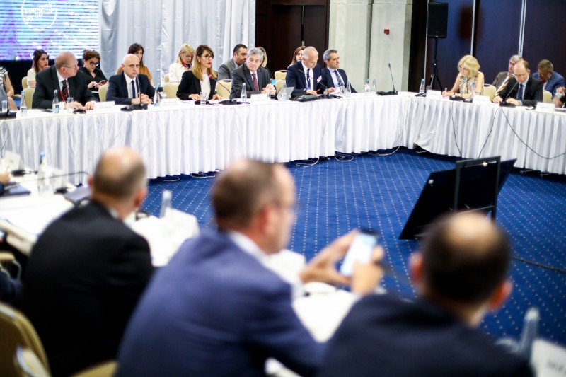 The Annual Meeting of the Regional Cooperation Council (RCC) took place in Sarajevo on 8 July 2019 (Photo: RCC/Armin Durgut)