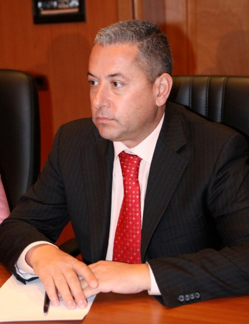 Spiro Ksera, Minister of Labour, Social Affairs and Equal Opportunities, Albania (Photo: Courtesy of Mr. Ksera)
