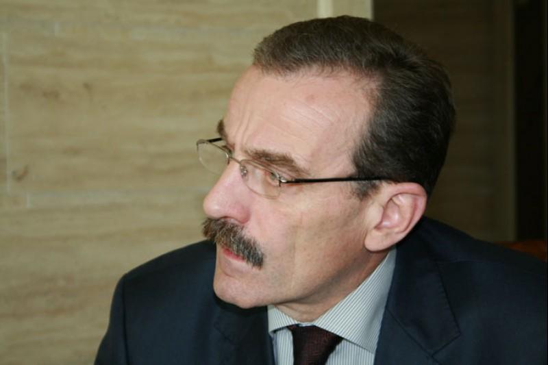 RCC Secretary General Hido Biščević presented the organization's 2008-2009 Strategic Work Programme to the SEECP Foreign Ministers, Pomorie, 20 May 2008 (Photo RCC/Dinka Živalj)