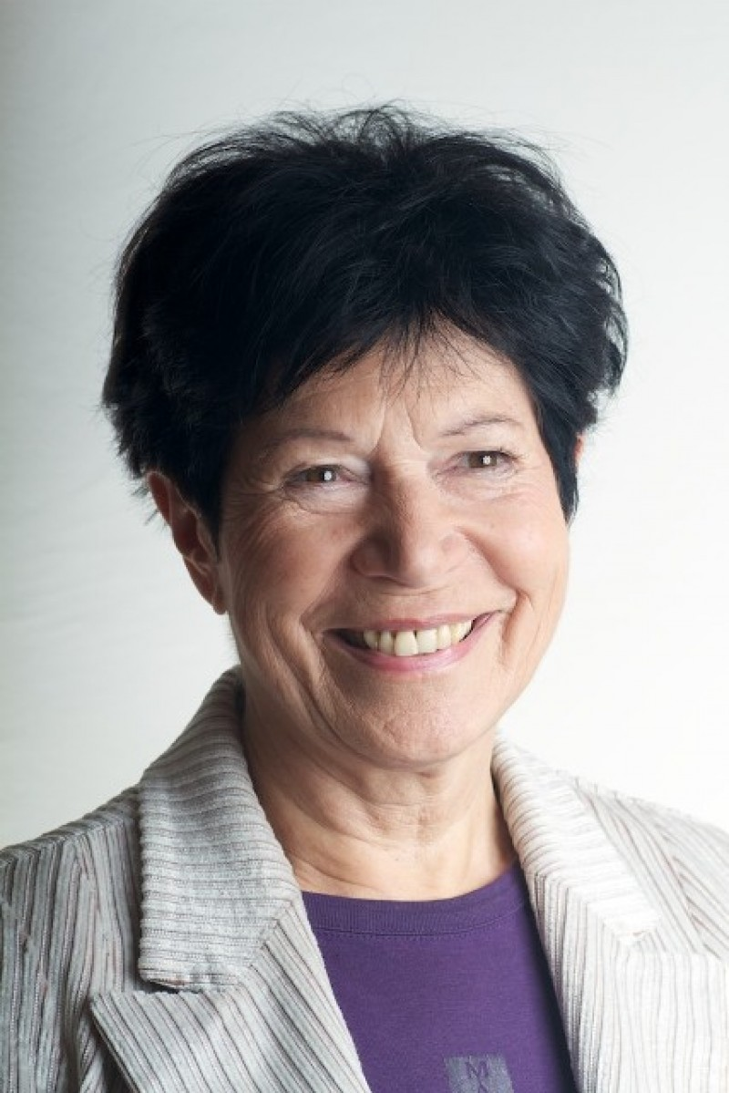 Helga Nowotny, President, European Research Council, Brussels (Photo: courtesy of Ms Nowotny)
