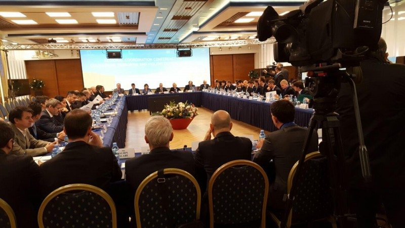 RCC-organised Regional Coordination Conference focused on stepping up regional response in fight against radicalization, violent extremism, terrorism and foreign terrorist fighters in South East Europe (Photo: RCC/Selma Ahatovic-Lihic)