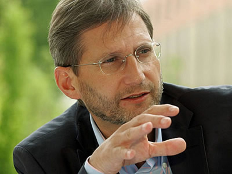 Johannes Hahn, Commissioner for Regional Policy, European Commission (Photo: www.whatseuropinion.eu)