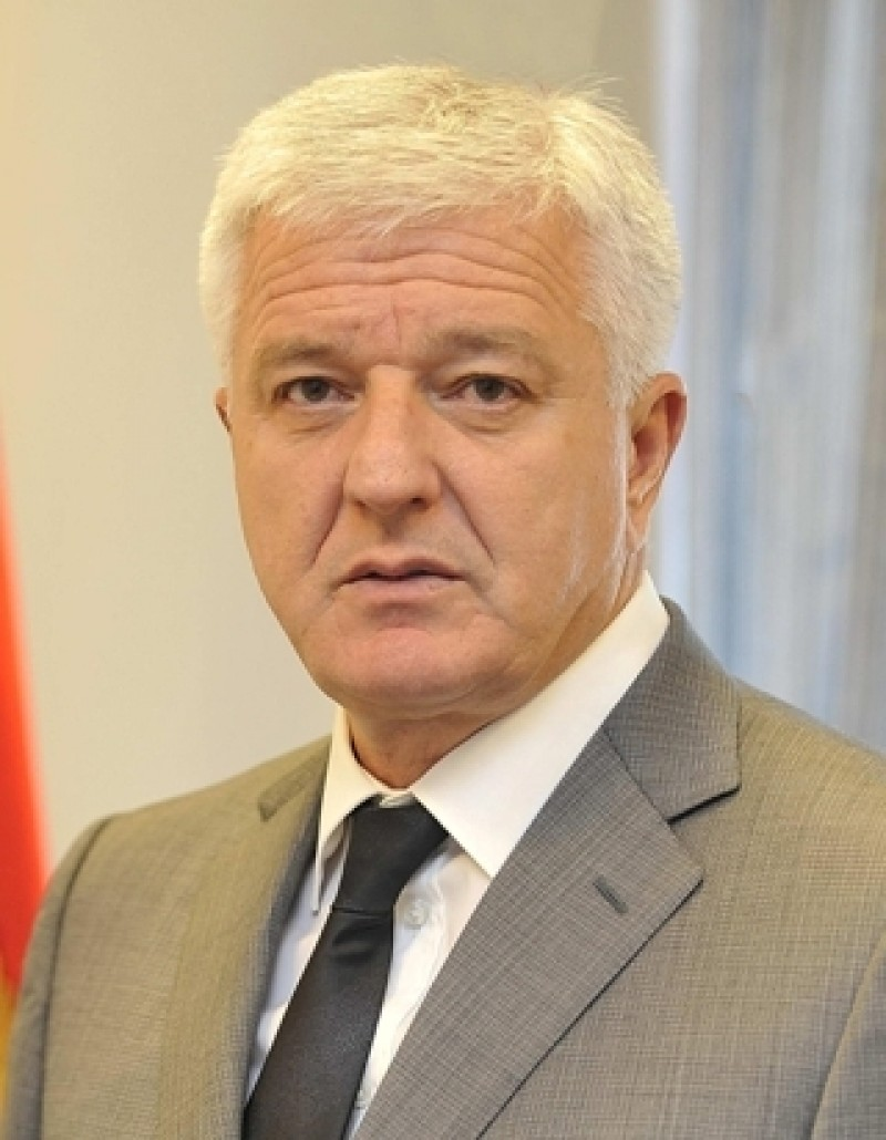 Dusko Markovic, Deputy Prime Minister, Minister of Justice and Human Rights, Montenegro. (Photo: courtesy of Mr. Markovic)