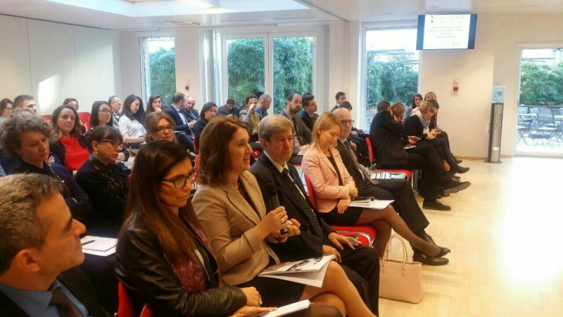 Launch of Advocacy Strategy for the EU Integration of the Western Balkans hosted by RCC Liaison Office in Brussels, 29 November 2016 (Photo: RCC/Jelena Ottaviani)