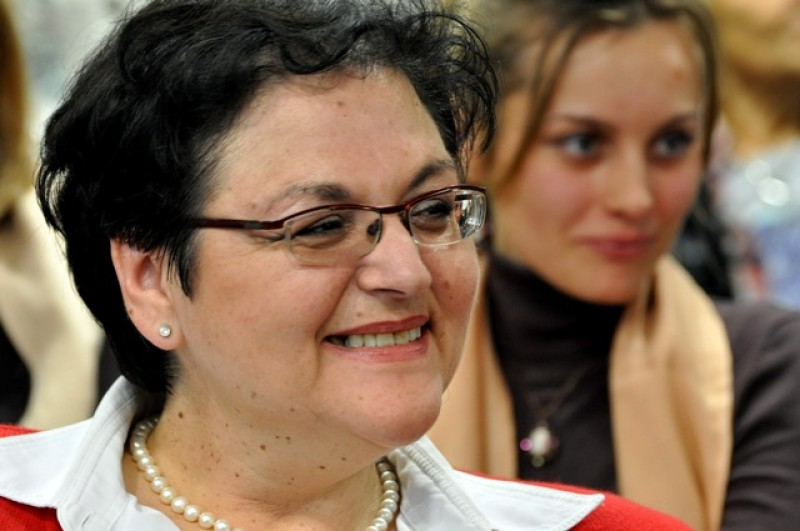 Gordana Comic, Deputy Speaker of the National Assembly of Serbia/ Member of the Working Group on Parliamentary Cooperation in South East Europe (Photo: http://www.mc.rs)