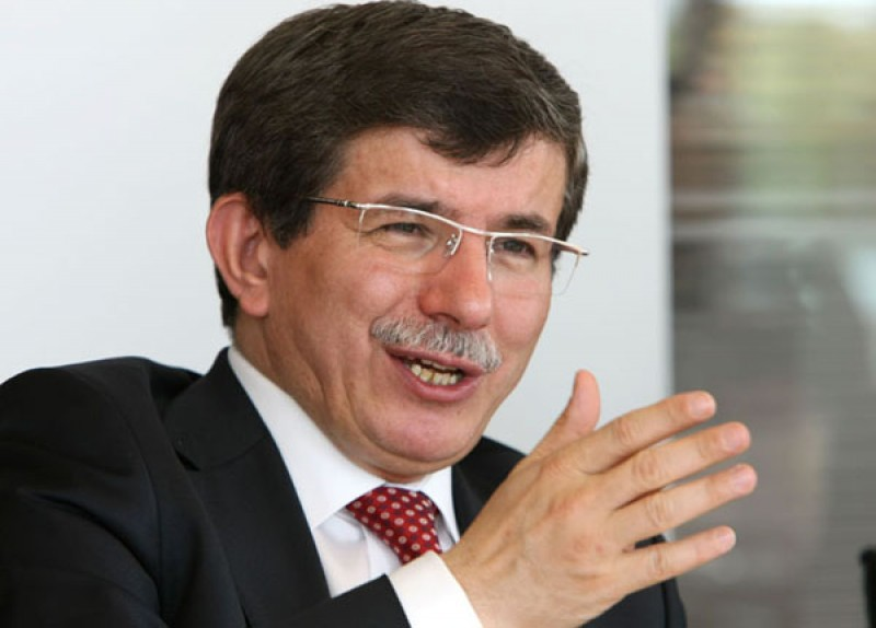 Ahmet Davutoğlu, Minister of Foreign Affairs of the Republic of Turkey (Photo: www.arf1890.com)